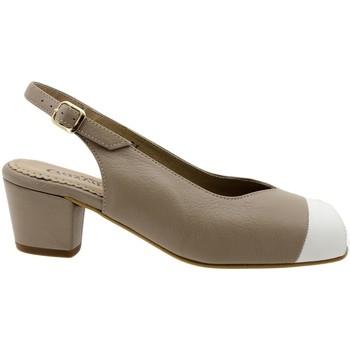 Zapatos Mujer Sandalias Gasymar 6012 Blanco