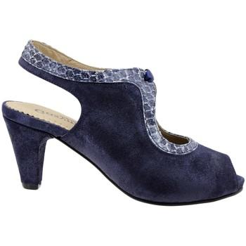 Zapatos Mujer Sandalias Gasymar 6254 Azul