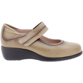 Zapatos Mujer Bailarinas-manoletinas Gasymar 6977 Marrón