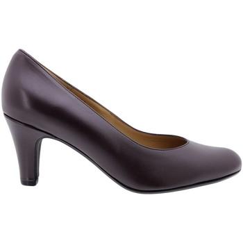 Zapatos Mujer Zapatos de tacón Gasymar 7201 Burdeo