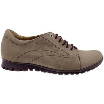 Zapatos Mujer Derbie Gasymar 7525 Marrón