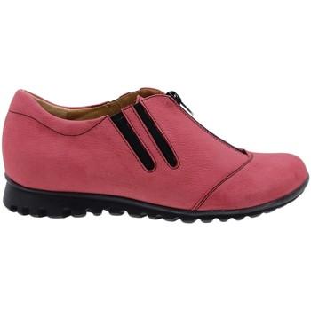 Zapatos Mujer Mocasín Gasymar 7528 Rojo