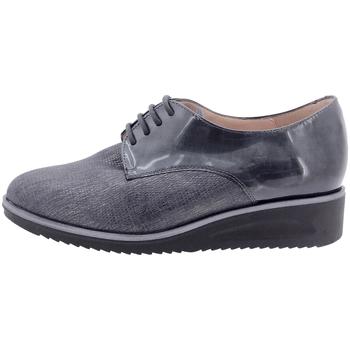 Zapatos Mujer Derbie Gasymar 9623 Gris