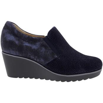 Zapatos Mujer Mocasín Gasymar 9776 Azul