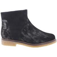 Zapatos Mujer Botas de caña baja Gasymar 9929 Negro