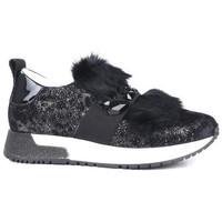 Zapatos Mujer Zapatillas bajas Alpe ESTELLA Negro