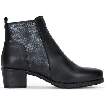 Zapatos Mujer Botines Bosanova 95600173300137 NEGRO
