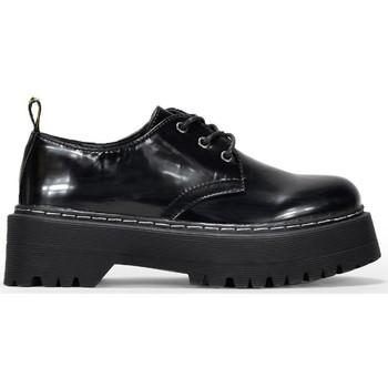 Zapatos Mujer Derbie Bosanova 94300412810136 NEGRO
