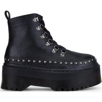 Zapatos Mujer Botines Bosanova 97400392530136 NEGRO