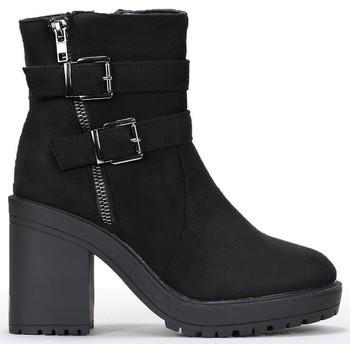 Zapatos Mujer Botines Bosanova 94300412840136 NEGRO
