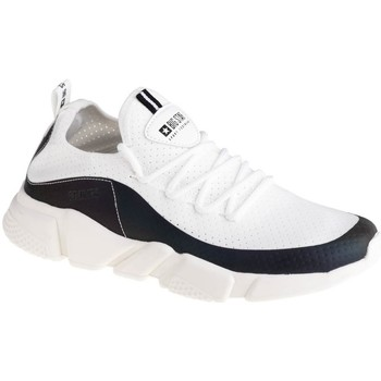 Zapatos Mujer Zapatillas bajas Big Star FF274A052 Blanco, Negros