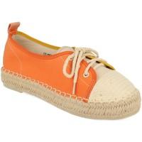 Zapatos Mujer Alpargatas Woman Key CZ-10053 Naranja