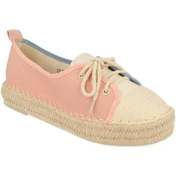Zapatos Mujer Alpargatas Woman Key CZ-10053 Rosa