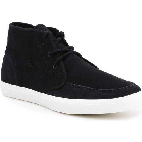 Zapatos Hombre Zapatillas altas Lacoste 7-32CAM0087024 negro