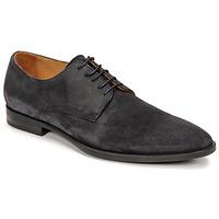 Zapatos Hombre Derbie Pellet Alibi Azul