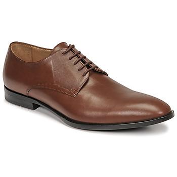 Zapatos Hombre Derbie Pellet Alibi Marrón