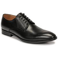 Zapatos Hombre Derbie Pellet Alibi Negro