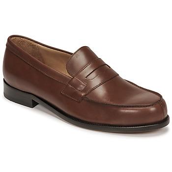 Zapatos Hombre Mocasín Pellet Colbert Marrón
