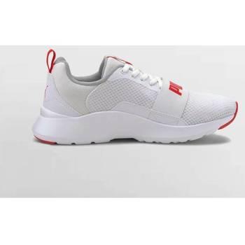 Zapatos Niños Zapatillas bajas Puma WIRED JR  366901-14 Blanco