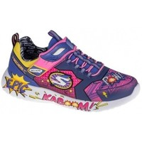 Zapatos Niños Multideporte Skechers Dynamight rosa
