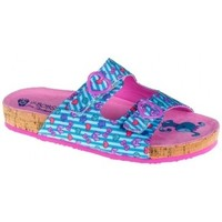 Zapatos Niños Zuecos (Mules) Skechers Granola azul