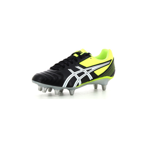 Zapatos Hombre Rugby Asics Lethal Tackle Negro