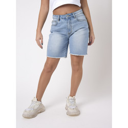 textil Mujer Shorts / Bermudas Project X Paris  Azul