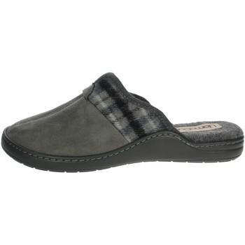 Zapatos Hombre Zuecos (Mules) Uomodue PANNO  SCOZZESE-65 Marrón