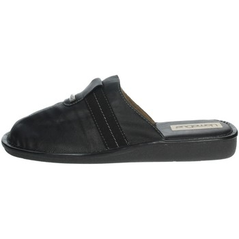 Zapatos Hombre Zuecos (Mules) Uomodue CLASSIC-88 Negro