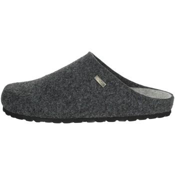 Zapatos Hombre Zuecos (Mules) Uomodue BIO ECO-18 Gris