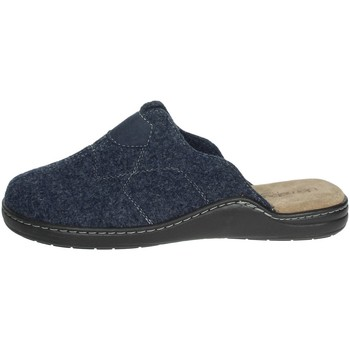 Zapatos Hombre Zuecos (Mules) Uomodue ALCANTA-1 Azul
