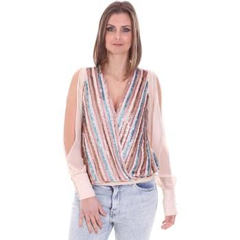 textil Mujer Tops / Blusas Nenette 26BB-FLORIANA Rosado
