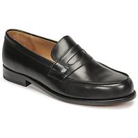 Zapatos Hombre Mocasín Pellet Colbert Negro