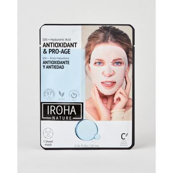 Belleza Cuidados manos & pies Iroha Nature Mascarilla Antioxidante y Antiedad Q10