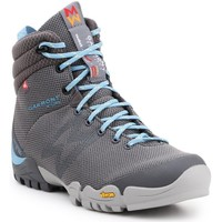 Zapatos Mujer Senderismo Garmont 481051-603 azul  , gris