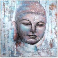 Casa Cuadros, pinturas Signes Grimalt Cuadro Buda Multicolor