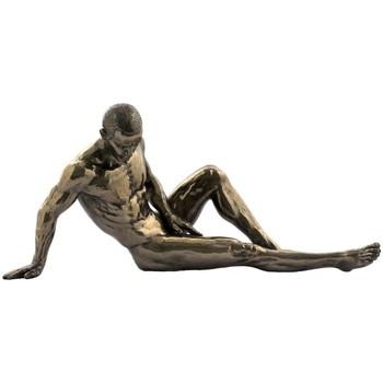 Casa Figuras decorativas Signes Grimalt Figura Desnudo Dorado