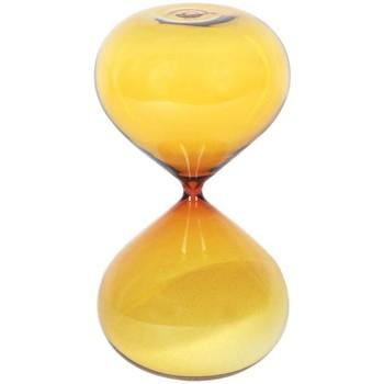 Casa Figuras decorativas Signes Grimalt Reloj Arena  30 Minutos Amarillo