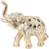 Casa Figuras decorativas Signes Grimalt Elefante Dorado