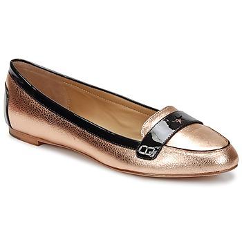 Zapatos Mujer Mocasín C.Petula STARLOAFER Rosa