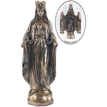 Casa Figuras decorativas Signes Grimalt Virgen María Dorado