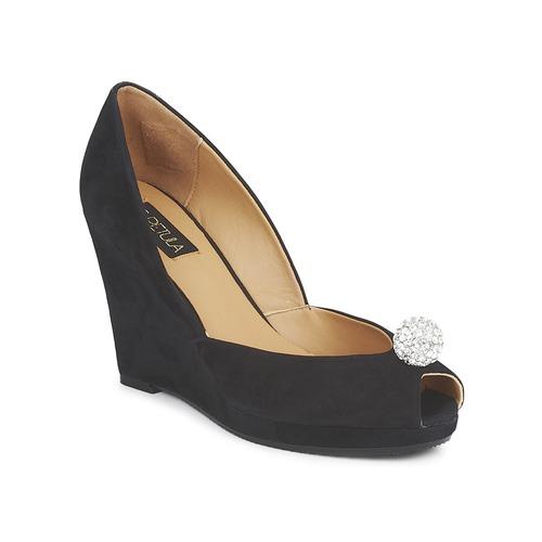Zapatos promocionales C.Petula YVONNE Negro  Cómodo y bien parecido