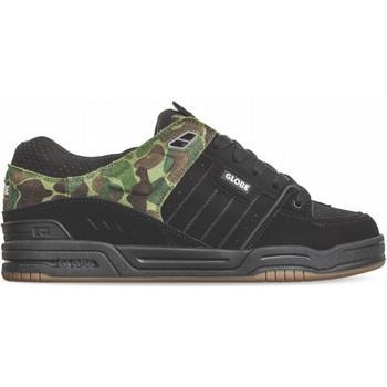Zapatos Hombre Zapatos de skate Globe Fusion Negro