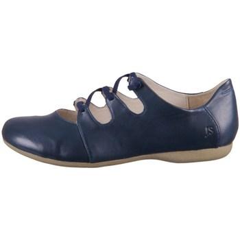 Zapatos Mujer Bailarinas-manoletinas Josef Seibel Fiona 04 Azul