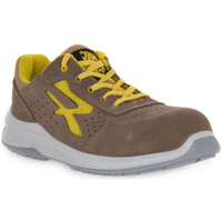 Zapatos Hombre Multideporte U Power REFLEX NEW ESD S1P SRC Beige