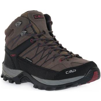 Zapatos Mujer Running / trail Cmp 02PD RIGEL MID TREKKING Grigio