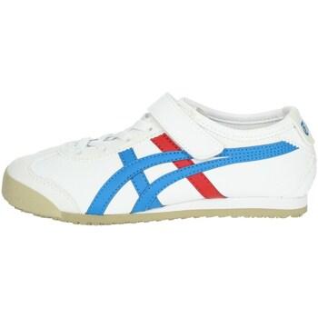 Zapatos Niños Zapatillas bajas Onitsuka Tiger 1184A049 Blanco/Azul