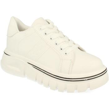 Zapatos Mujer Zapatillas bajas Tony.p LA07 Blanco
