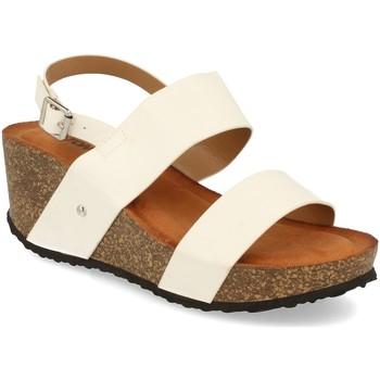 Zapatos Mujer Sandalias Tony.p BQ07 Blanco