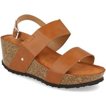 Zapatos Mujer Sandalias Tony.p BQ07 Camel